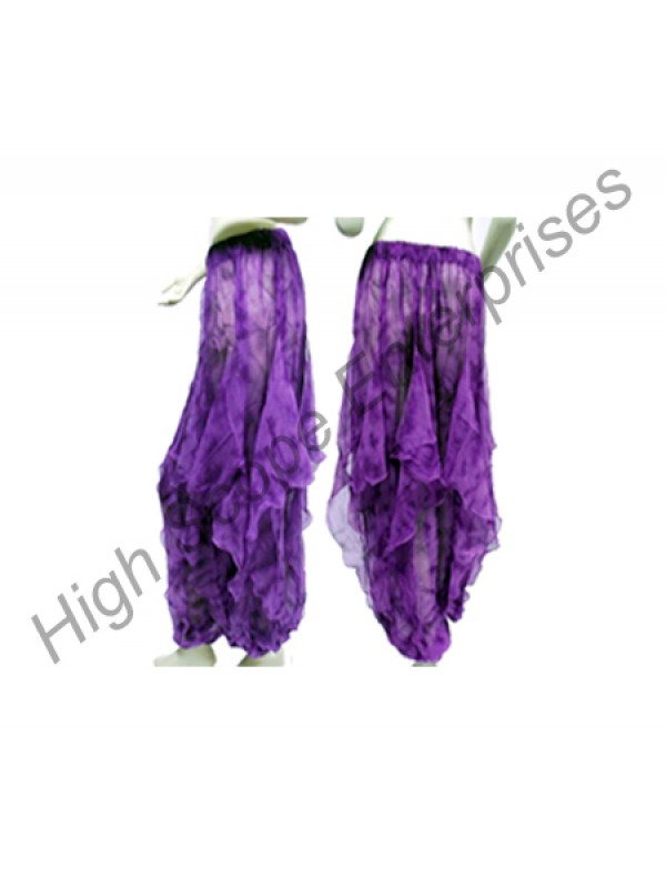 Belly Dance Wave Harem Pants WHP-10-5002