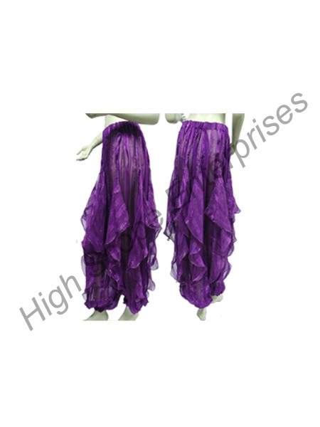Belly Dance Wave Harem Pants WHP-10-5005