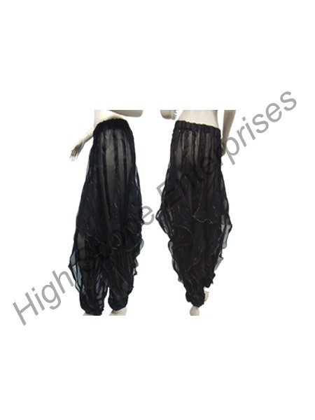 Belly Dance Wave Harem Pants WHP-10-5007