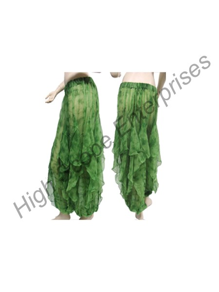 Belly Dance Wave Harem Pants WHP-10-5009
