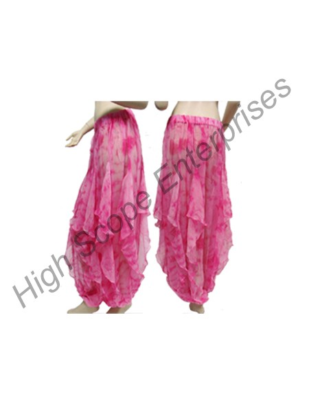 Belly Dance Wave Harem Pants WHP-10-5012