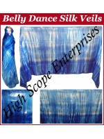 Belly Dance Special Color Rectangle Silk Veil HSE-RV-10017