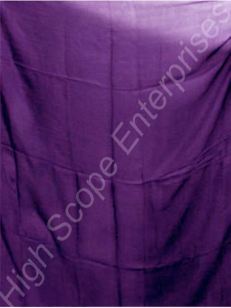 BellyDance Solid Rectangle Silk Veil HSE-RV-9015