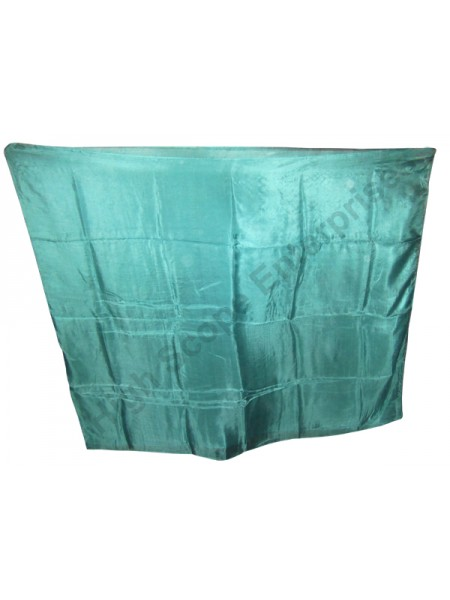 BellyDance Solid Rectangle Silk Veil HSE-RV-9019