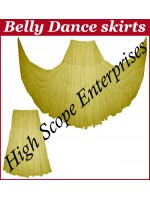 Belly Dance Ladies Solid Color Skirts HSE-LS-20009