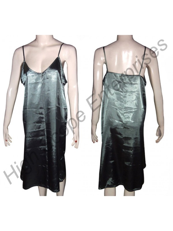 Ladies Silk Nightgown HSE-NSG-6007