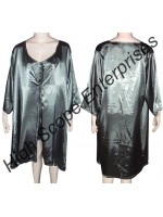 Ladies Silk Nightgown HSE-NSG-6008