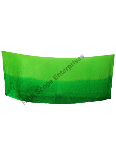 Belly Dance Two Shading  Rectangle Silk Veil HSE-RV-8002
